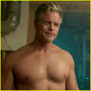Sheriff Keller Provided 'Riverdale' with a Much Talked About Shirtless Scene This Week!