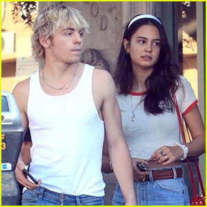 Are Ross Lynch & Courtney Eaton Back Together?! (Photos)