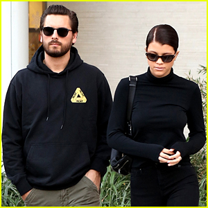 Sofia Richie Shops for Christmas with Boyfriend Scott Disick