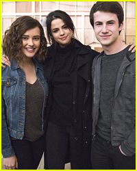 A Man Wants To Sue Selena Gomez Over '13 Reasons Why' - Here's Why