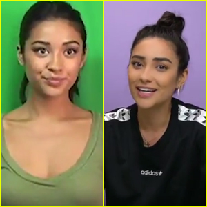 Shay Mitchell Shares Her Original Audition Tape For 'Pretty Little Liars' - Watch Now!