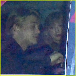 Taylor Swift Got Joe Alwyn's Support at NYC's Jingle Ball!