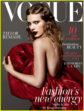 Taylor Swift Covers 'British Vogue,' Her First Magazine Spread in a Long Time!