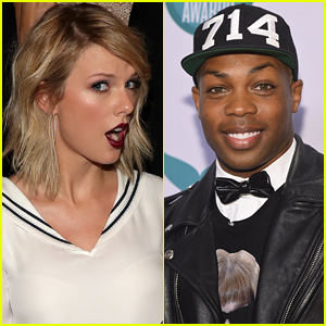Taylor Swift is in a Really Good Place, According to BFF Todrick Hall!