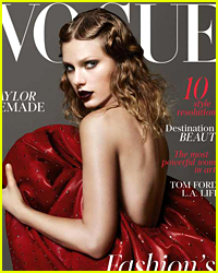 Taylor Swift Wrote a Really Dark Poem for 'British Vogue'