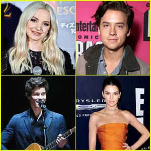 JJJ Reveals Our Top 50 Celebs of 2017 - Kendall Jenner, Cole Sprouse, Dove Cameron & More!