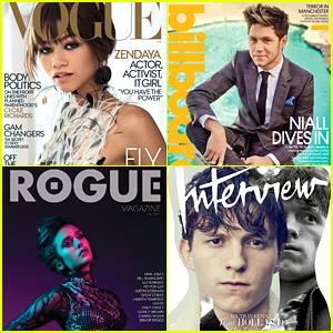 Rowan Blanchard, Dove Cameron & 'Riverdale' Top JJJ's Best Magazine Covers Of 2017