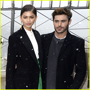 Zendaya Calls Zac Efron A 'Slightly Awkward, Nerdy Guy' in New Interview