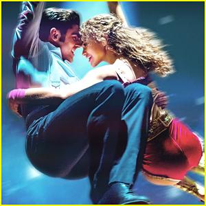 Zendaya Calls Her 'Greatest Showman' Kiss With Zac Efron 'Honestly Dangerous'