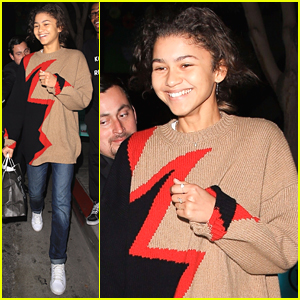 Zendaya Says Gender-Neutral is the 'Future of Fashion' & We 100% Agree