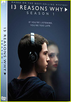 '13 Reasons Why' Is Coming To DVD In April!