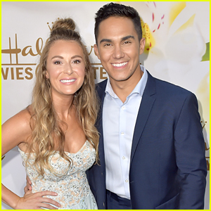 Alexa PenaVega Left The Best Anniversary Message For Husband Carlos on Instagram