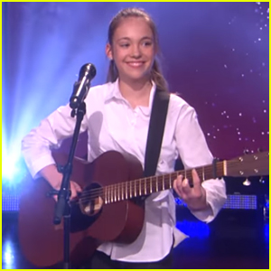 Irish Busker Allie Sherlock Makes 'Ellen' Debut with Amazing Adele Cover - Watch!