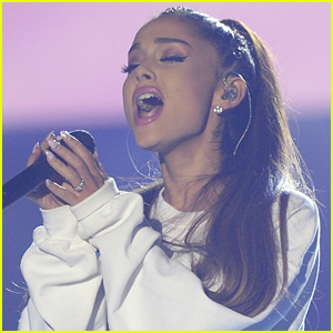 Ariana Grande Teases New Music: 'See You Next Year'