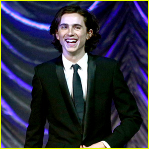 Timothee Chalamet Is Nominated for the BAFTA Rising Star Award 2018!