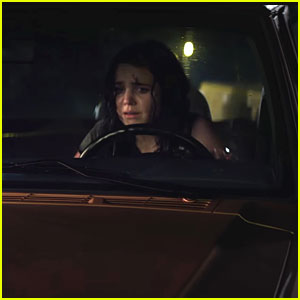 Bailee Madison Is Scared To Death In New 'The Strangers: Prey At Night' Trailer - Watch!