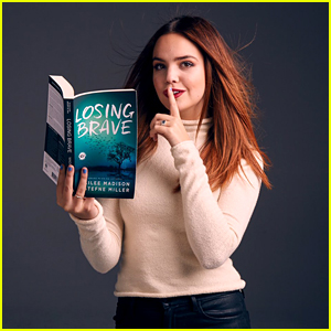 Bailee Madison Dishes On Writing New Book 'Losing Brave' So It Could Be Turned Into a Movie