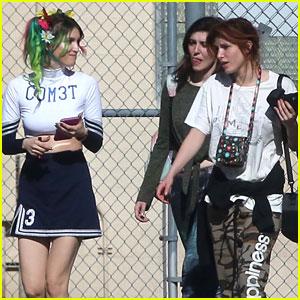 Bella Thorne Is Directing Sister Dani's 'Habits' Music Video
