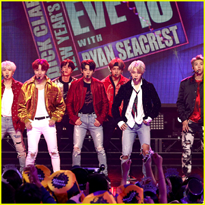 BTS Has a 'Rockin' New Year's Eve - Watch Now!