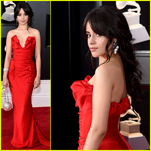 Camila Cabello Is Red Hot Ahead of Grammys 2018 Performance