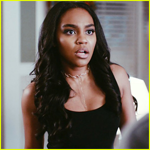 China Anne McClain Says Jennifer Pierce Isn't That Ready To have Super Powers on 'Black Lightning'