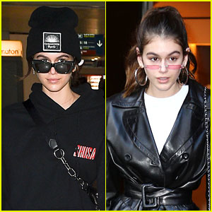 Kaia Gerber Models Two Different Types of Sunglasses You'll Want to Own