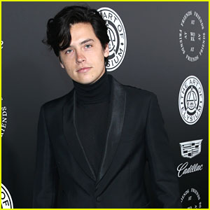 Cole Sprouse Makes a Totally Not Funny Jughead Joke
