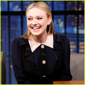 Dakota Fanning Has a Private Instagram Account for Stalking!
