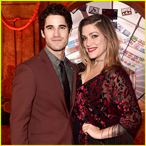 Darren Criss is Engaged to Longtime Love Mia Swier