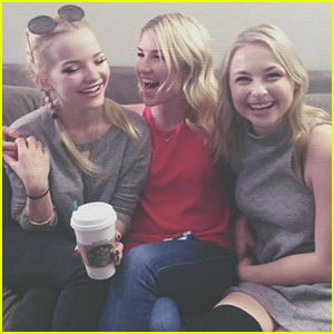 Dove Cameron Reunited With Her 'Liv & Maddie' Cast For a Special Reason!