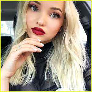 Dove Cameron Sends The Best Wishes To Fans for 2018