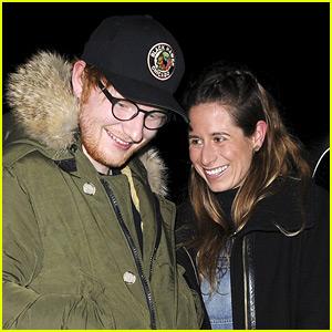 Ed Sheeran Announces Engagement to Cherry Seaborn!