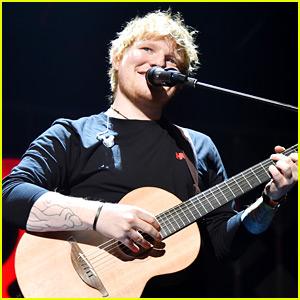 Ed Sheeran Wins Two Awards at Grammys 2018!