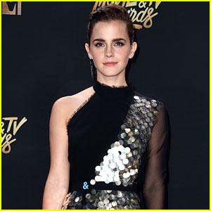 Emma Watson Debuts New Set of Bangs - See the Pic!