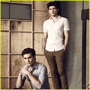Charlie DePew & Carter Jenkins Dish on 'Famous in Love' Season 2