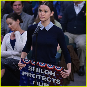 Callie Takes Ximena's Fight To Anti-Immigration Rally on 'The Fosters' Tonight
