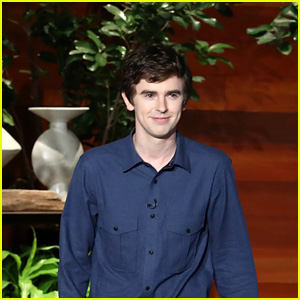 Freddie Highmore Reminisces With Ellen DeGeneres About His Unique Party Trick!