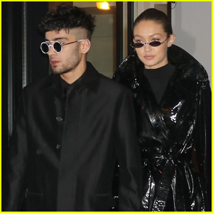 Gigi Hadid & Zayn Malik Couple Up For His Birthday Party!