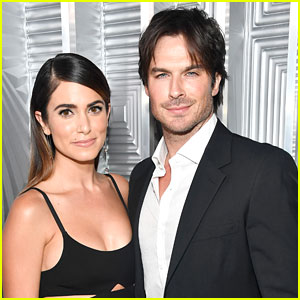 Ian Somerhalder Praises Wife Nikki Reed: 'You Amaze Me'