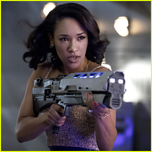 Candice Patton's Iris West To Suit Up on 'The Flash'