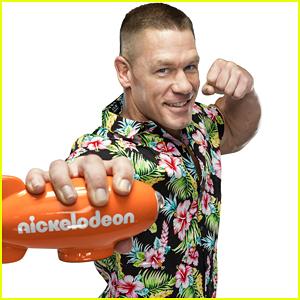 Nickelodeon Names 2018 Kids' Choice Awards Host -- John Cena!