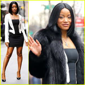 Keke Palmer Drops New Single 'Bossy' & Creates Own Record Label
