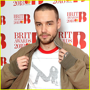 Liam Payne Looks So Handsome at Brit Awards 2018 Nominations!