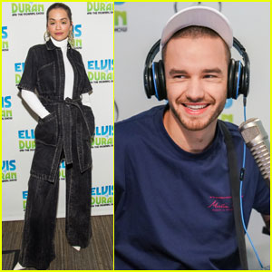 Liam Payne & Rita Ora Say They Vibed Really Well in the Studio