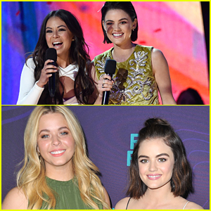 Lucy Hale Won't Be in 'The Perfectionists', But She'll Stalk The Set
