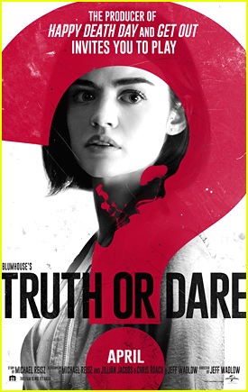 Lucy Hale Is Haunted By a Game in First Trailer for 'Truth or Dare' - Watch Now!