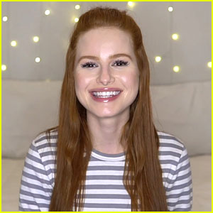 Riverdale's Madelaine Petsch Celebrates A Lot of Firsts in 2017 Year In Review - Watch!