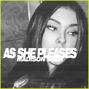 Madison Beer Announces Debut Album 'As She Pleases', Out February 2nd!