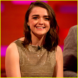 Maisie Williams Reveals the Weird Thing People Request from Her
