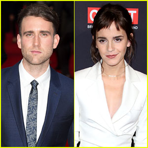 Matthew Lewis Had a Crush on Emma Watson While Filming 'Harry Potter'